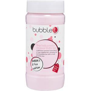 Bubble T - Badtillsats - Summer Fruits Tea Fizzy Bath Powder
