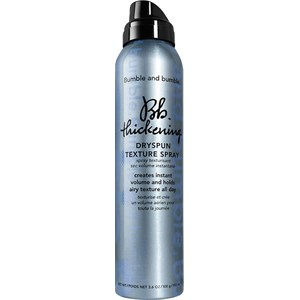 Bumble and bumble - Umbrella Hairspray - Thickening Dryspun Texture Spray