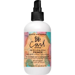 Bumble and bumble - Pre-Styling - Curl Pre-Style/Re-Style Primer