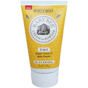 Burt's Bees - Baby - Cream to Powder