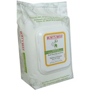 Burt's Bees - Kropp - Sensitive Facial Cleansing Towelettes