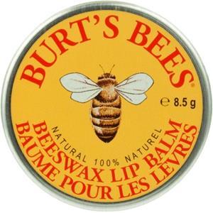 Burt's Bees - Läppar - Beeswax Lip Balm Tin