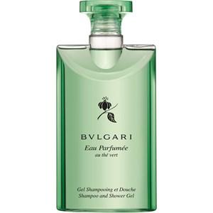 Bvlgari - Eau Parfumée au Thé Vert - Shampoo & Shower Gel