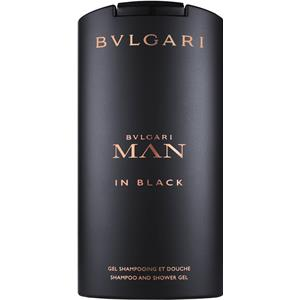 Bvlgari - Man in Black - Shampoo & Shower Gel