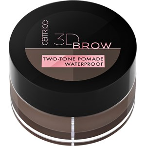 Catrice - Ögonbrynsprodukter - 3D Brow Two-Tone Pomade Waterproof