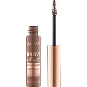 Catrice - Ögonbrynsprodukter - Brow Colorist Semi-Permanent Brow Mascara