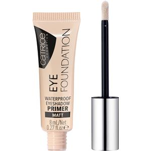 Catrice - Ögonskugga - Eye Foundation Waterproof Eyeshadow Primer