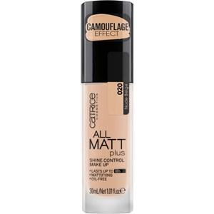 Catrice - Make-up - All Matt Plus Shine Control Make Up