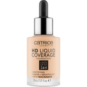 Catrice - Make-up - HD Liquid Coverage Foundation