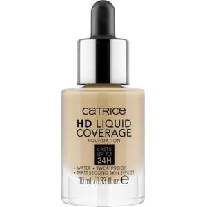 Catrice - Make-up - Mini Liquid Foundation
