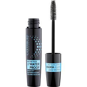 Catrice - Mascara - Mascara lavabile e resistente all'acqua Better Than Waterproof