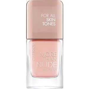Catrice - Nail Polish - More Than Nude Nail Polish