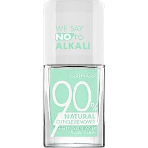 Catrice - Över- och underlack - 90% Natural Cuticle Remover
