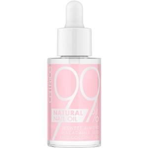Catrice - Över- och underlack - 99% Natural Nail Oil