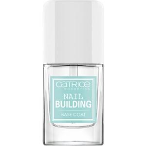 Catrice - Över- och underlack - Nail Building Base Coat
