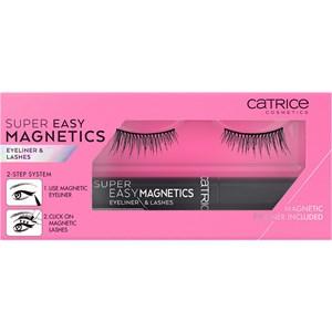 Catrice - Ögonfransar - Magnetics Eyeliner & Lashes Xtreme Attraction