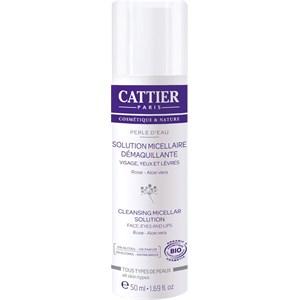 Cattier - Facial cleansing - Ros & Aloe Vera Ros & Aloe Vera
