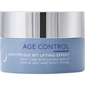 Charlotte Meentzen - Age Control - vårdande nattprodukter med lyfteffekt