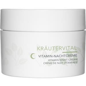 Charlotte Meentzen - Kräutervital - nattkräm med vitamin