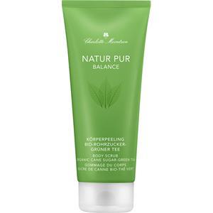 Charlotte Meentzen - Natur Pur Balance - Bio-Rörsocker-Grönt te Bio-Rörsocker-Grönt te