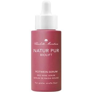 Charlotte Meentzen - Natur Pur Biolift - Red Wine Serum
