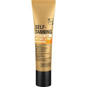 Comodynes - Vård - Sensitive Skin Self-Tanning Instant & Fast Bronzing