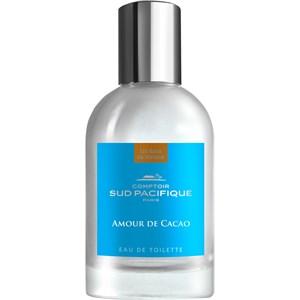 Comptoir Sud Pacifique - Les Eaux de Voyage - Eau de Toilette Spray Amour de Cacao