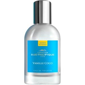 Comptoir Sud Pacifique - Les Eaux de Voyage - Eau de Toilette Spray Vanille Coco