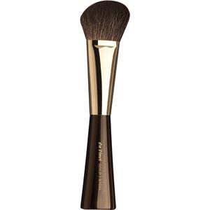 Da Vinci - Puder-/rougeborstar - rougeborste/schatteringspensel extrafina mörkbruna gethår