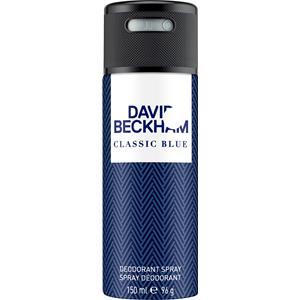 David Beckham - Classic Blue - Deodorant Body Spray