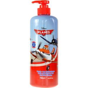 Disney - Planes - dusch- och badskum