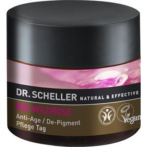 Dr. Scheller - Ekologisk vildros - Vårdande dagprodukt