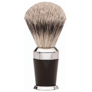 """ERBE - Rakborste - """"Silver Tip"""" Shaving Brush"""