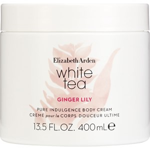 Elizabeth Arden - White Tea - Gingerlily Body Cream