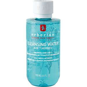 Erborian - Water based cleansing - Cleansing Water aux 7 Herbes