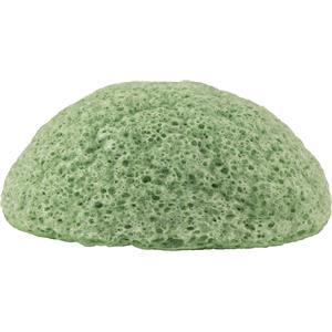 Erborian - Sponges - Konjaksvamp med grönt te Mjuk peelingsvamp