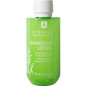 Erborian - Hydrate & Control - Bamboo Matte Lotion