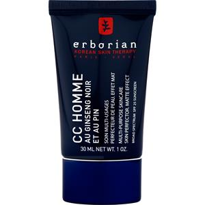 Erborian - BB & CC Creams - CC Homme au Ginseng Noir