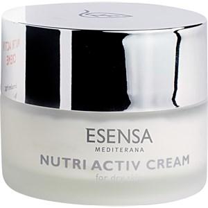 Esensa Mediterana - Optimal Defence & Nutri Essence - Trockene, empfindliche Haut & Couperose - Nutri Active Cream