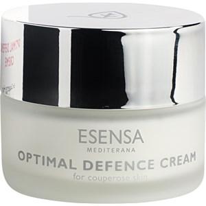 Esensa Mediterana - Optimal Defence & Nutri Essence - Trockene, empfindliche Haut & Couperose - Optimal Defence Cream