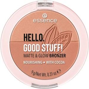 Essence - Bronzer - Matte & Glow Bronzer