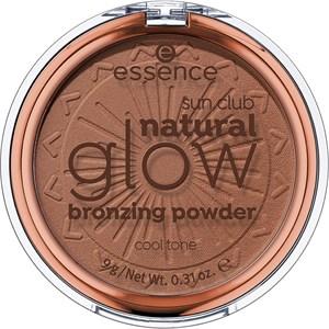 Essence - Bronzer - Sun Club Natural Glow Bronzing Powder