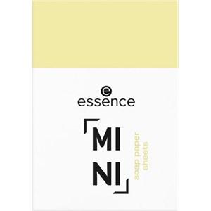 Essence - Hand- och fotvård - Soap Paper Sheets