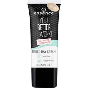 Essence - Make-up - You Better Work! Tinted Day Cream