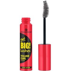 Essence - Mascara - Get Big Lashes Volume Curl Mascara