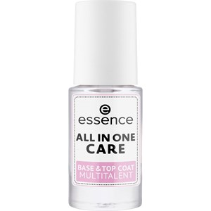 Essence - Nail Polish - All In One Care Base & Top Coat Multitalent