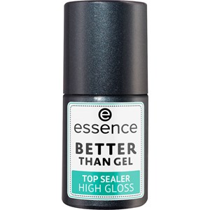 Essence - Nail Polish - Better Than Gel Top Sealer High Gloss