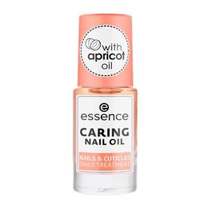 Essence - Nail Polish - Caring Nail Oil Daily Treatment