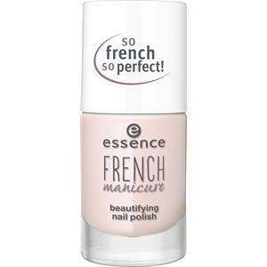 Essence - Nail Polish - French Manicure Beautifying Nail Polish