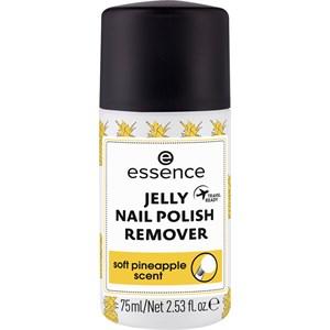 Essence - Nail Polish - Jelly Nail Polish Remover